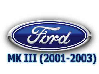 Ford Mondeo Mk3 Front Passenger Airbag Seat Occupancy